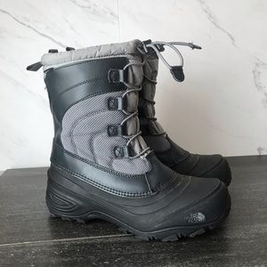 The North Face Alpenglow Youth Snow Winter Boots